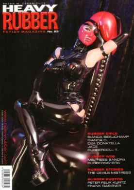 HEAVY RUBBER NO.23