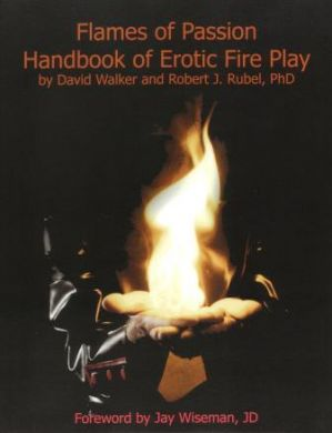 FLAMES OF PASSION HANDBOOK OF EROTIC FIREPLAY