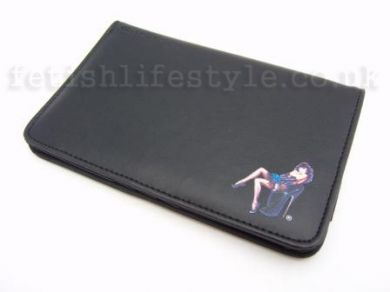 BETTIE PAGE CLUTCH PURSE