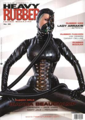 HEAVY RUBBER No.30