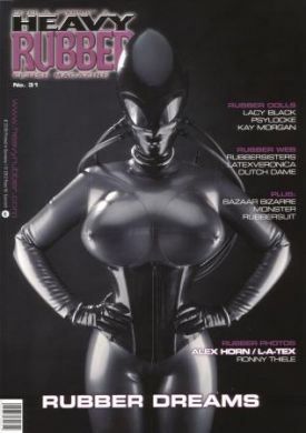 HEAVY RUBBER NO.31